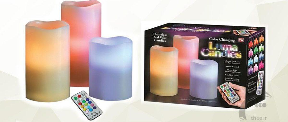 مرکز فروش اینترنتی شمع ال ای دی لوما کندل